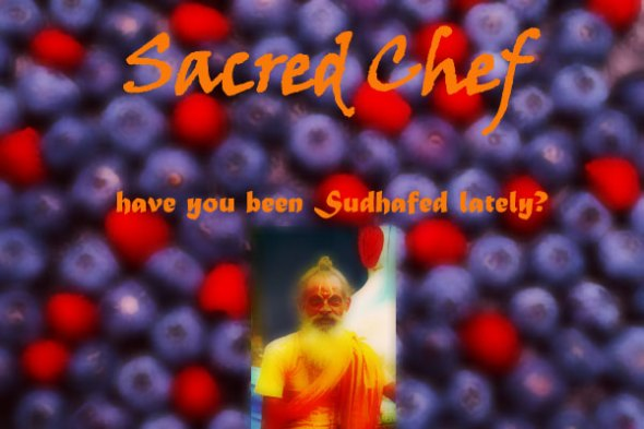 the sacred chef