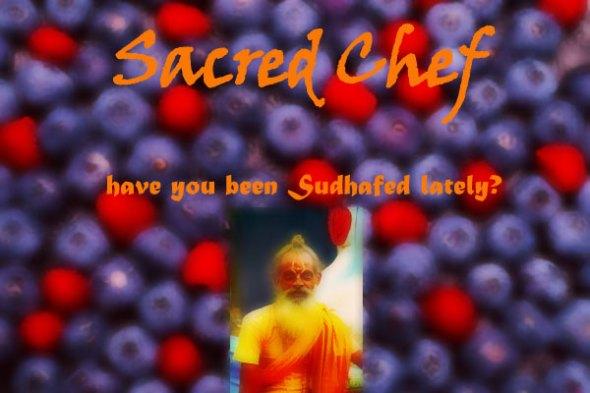 the sacred chef