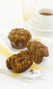 bran muffin Sacred Chef Catering